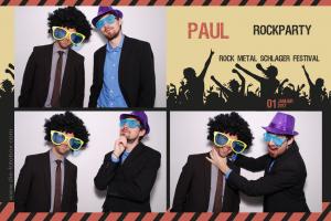 Design 29 - Rock Party