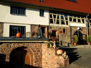 OX-Scheune in Nüstenbach